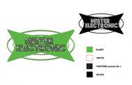 Mister Electronic Logo - Entry #57