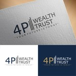 4P Wealth Trust Logo - Entry #208