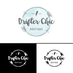 Drifter Chic Boutique Logo - Entry #400