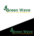 Green Wave Wealth Management Logo - Entry #107