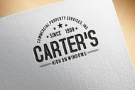 Carter's Commercial Property Services, Inc. Logo - Entry #101