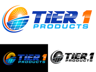 Tier 1 Products Logo - Entry #312