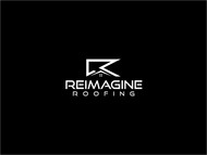 Reimagine Roofing Logo - Entry #363
