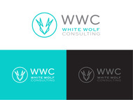 White Wolf Consulting (optional LLC) Logo - Entry #322