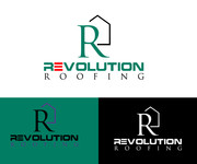 Revolution Roofing Logo - Entry #478