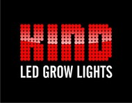 Kind LED Grow Lights Logo - Entry #77