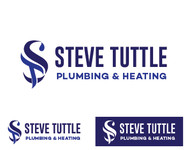 Steve Tuttle Plumbing & Heating Logo - Entry #2