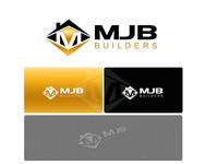 MJB BUILDERS Logo - Entry #116