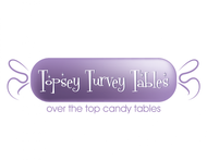 Topsey turvey tables Logo - Entry #34