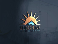 Sunshine Homes Logo - Entry #315