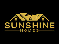Sunshine Homes Logo - Entry #160