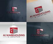A1 Warehousing & Logistics Logo - Entry #116