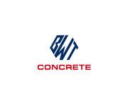 BWT Concrete Logo - Entry #133