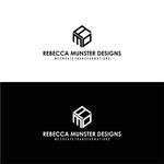 Rebecca Munster Designs (RMD) Logo - Entry #14