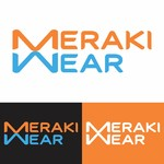 Meraki Wear Logo - Entry #389