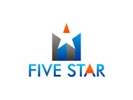 Five Star Logo - Entry #118