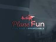 PlaneFun Logo - Entry #106