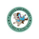 Boots and Birdies Logo - Entry #26