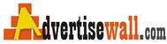 Advertisewall.com Logo - Entry #34