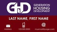 Generation Housing Development Logo - Entry #36