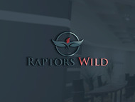 Raptors Wild Logo - Entry #38