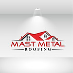Mast Metal Roofing Logo - Entry #160