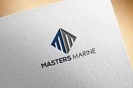 Masters Marine Logo - Entry #132