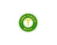 Lawn Fungus Medic Logo - Entry #34