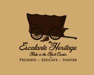 Escalante Heritage/ Hole in the Rock Center Logo - Entry #60