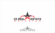 CZ Real Estate Rockstars Logo - Entry #73