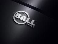 Ball Game Logo - Entry #188