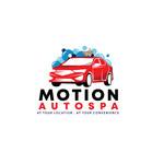 Motion AutoSpa Logo - Entry #155