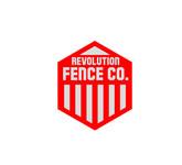 Revolution Fence Co. Logo - Entry #145