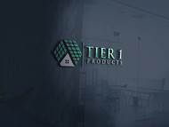 Tier 1 Products Logo - Entry #49