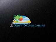 coast to coast canvas Logo - Entry #56