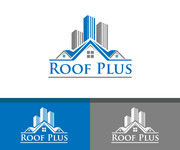 Roof Plus Logo - Entry #333