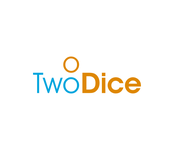 Two Dice Logo - Entry #73
