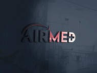 Airmed Logo - Entry #118