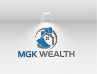 MGK Wealth Logo - Entry #73