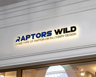 Raptors Wild Logo - Entry #46