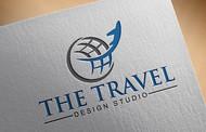 The Travel Design Studio Logo - Entry #15