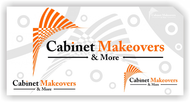 Cabinet Makeovers & More Logo - Entry #176