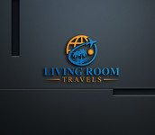 Living Room Travels Logo - Entry #28