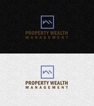 Property Wealth Management Logo - Entry #214