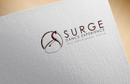 SURGE dance experience Logo - Entry #38