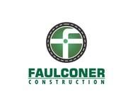 Faulconer or Faulconer Construction Logo - Entry #330