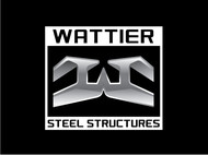 Wattier Steel Structures LLC. Logo - Entry #59