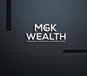 MGK Wealth Logo - Entry #318