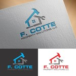 F. Cotte Property Solutions, LLC Logo - Entry #283