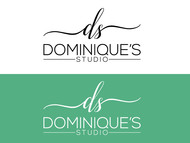 Dominique's Studio Logo - Entry #127
